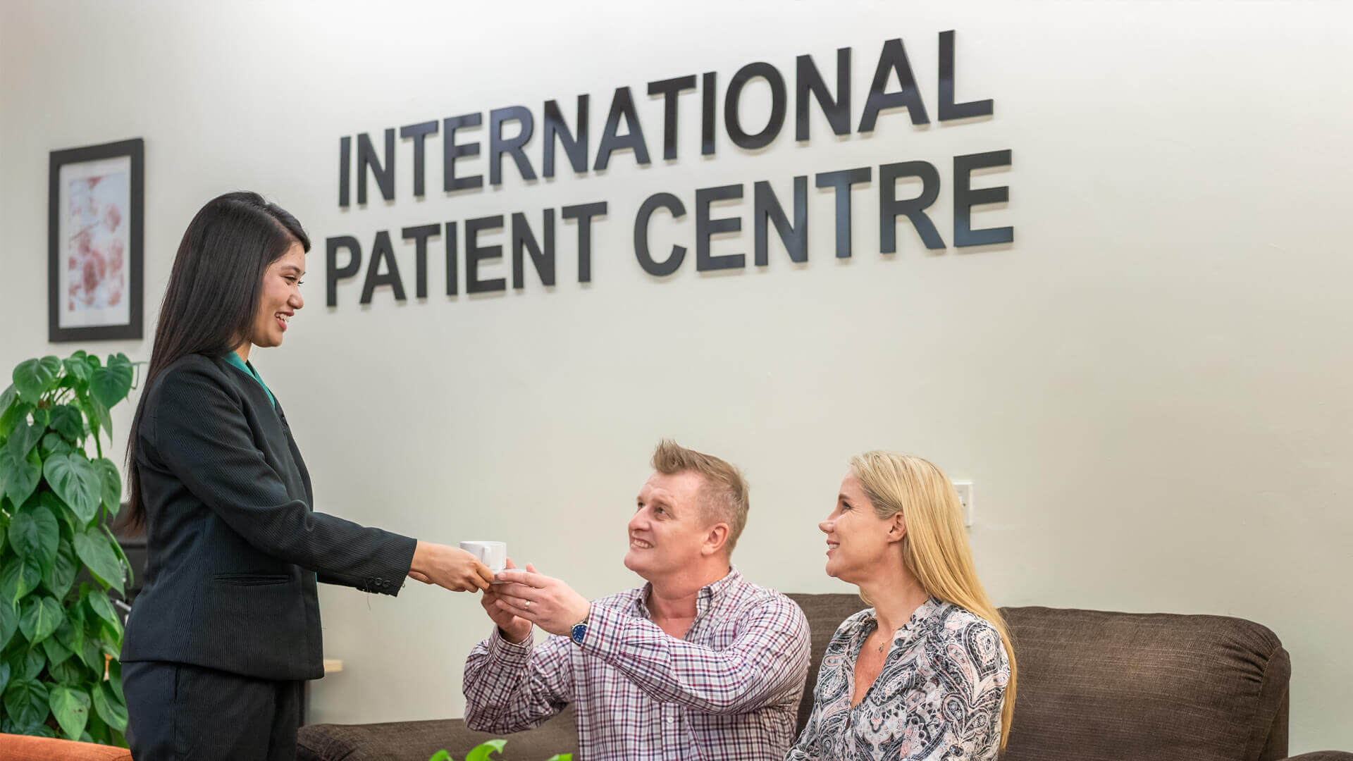 Services and Facilities International Patient Centre