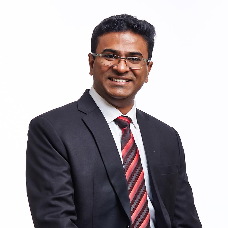 Dr Hemanth Kumar Ramasamy