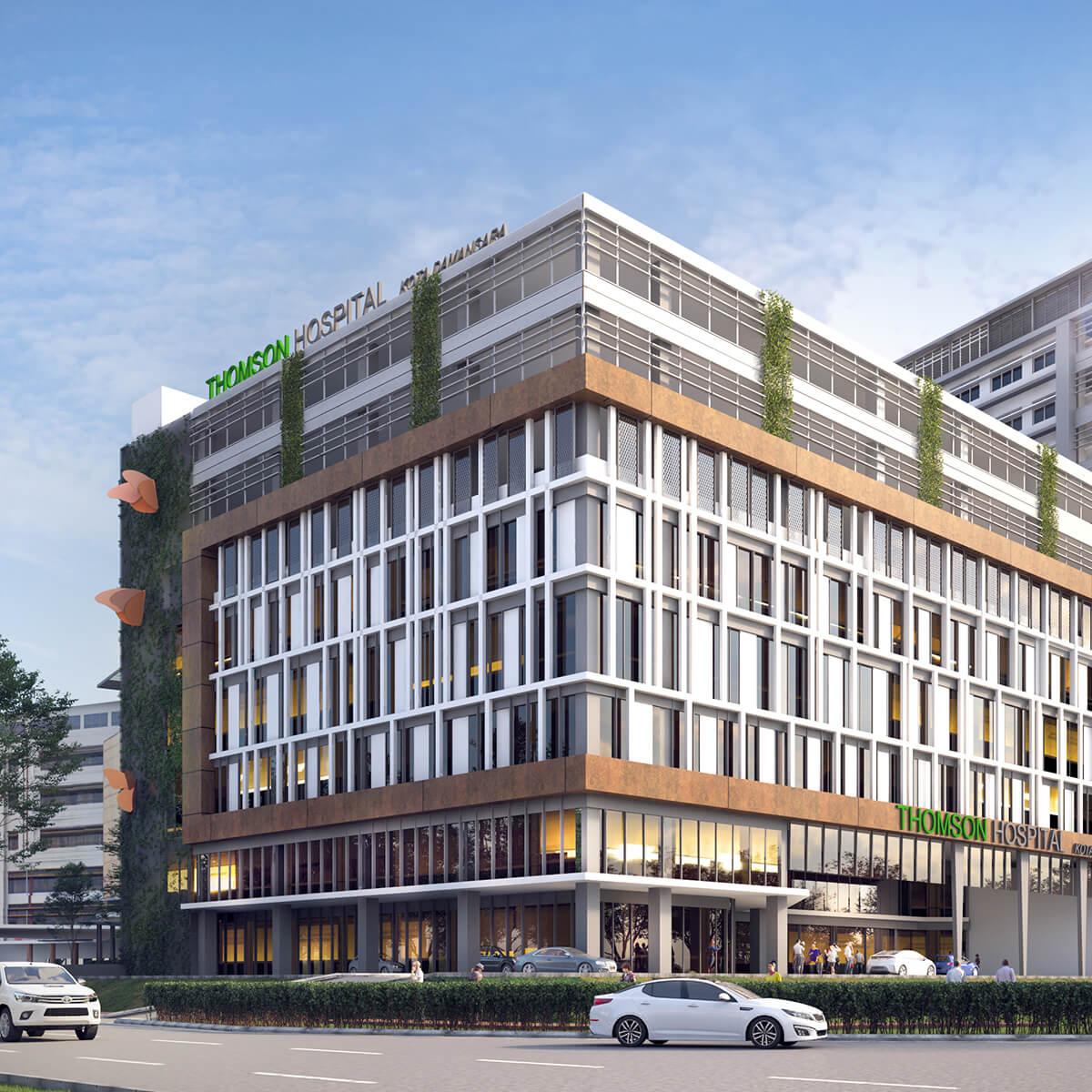 THKD Thomson Hospital Expansion 4