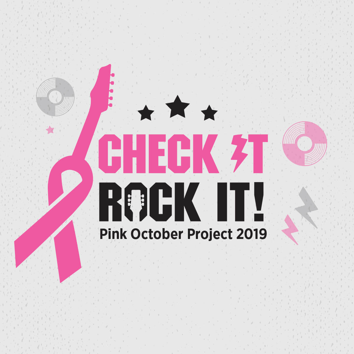Pink October Project 2019 at Thomson Hospital