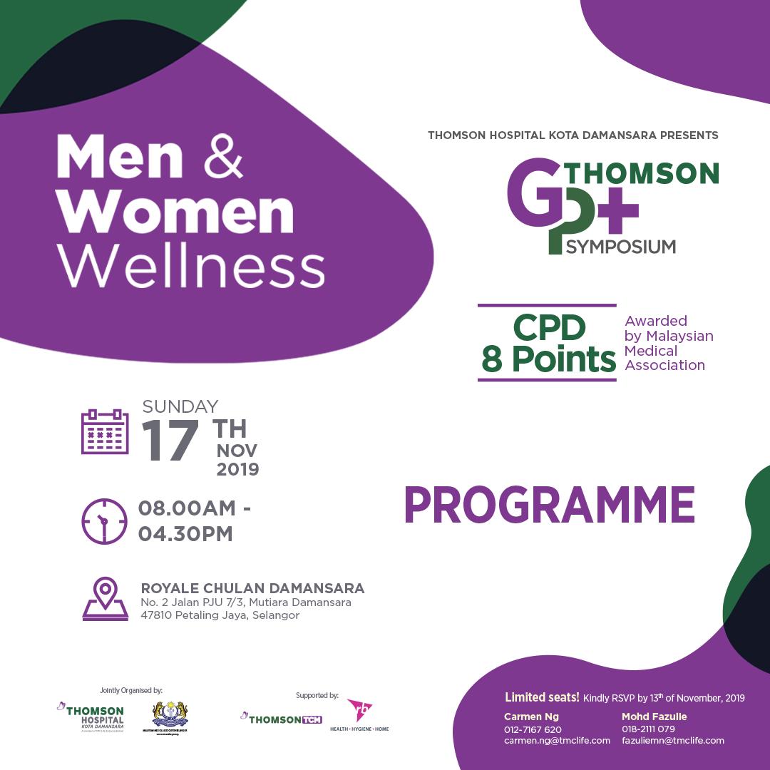 Men and Women wellness 2
