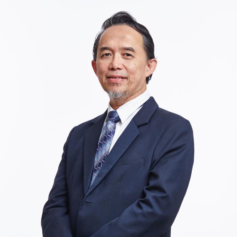 Dato Dr Mohd Hamzah Kamarulzaman