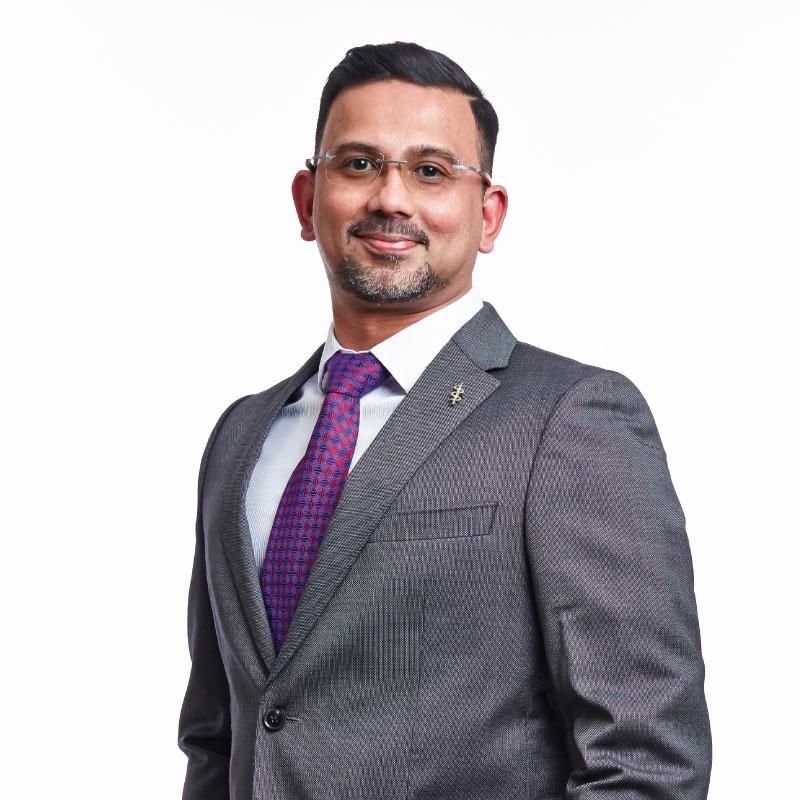 Dr Albert Navin Durairatnam