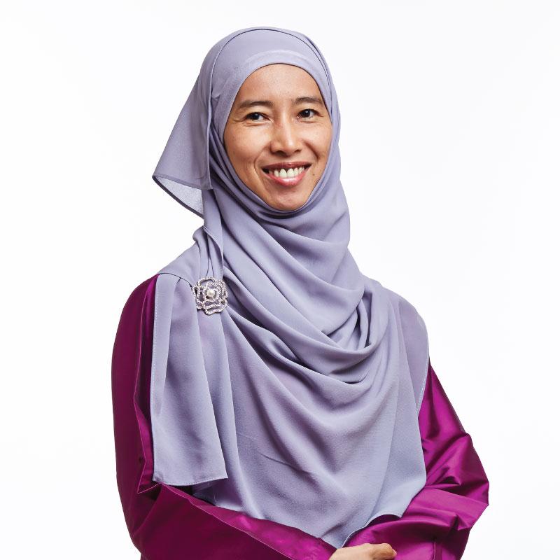 Dr Arifah Binti Mohd Amin @ Hamin