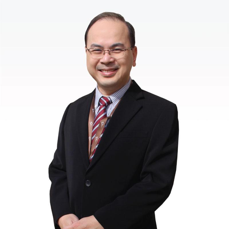 Dr Benedict Sim Lin Heng