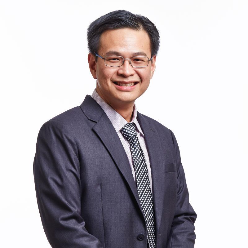 Dr Gary Lee Chin Keong