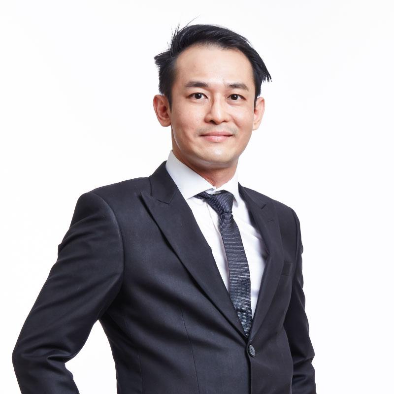 Dr Justin Lim Chor Shen