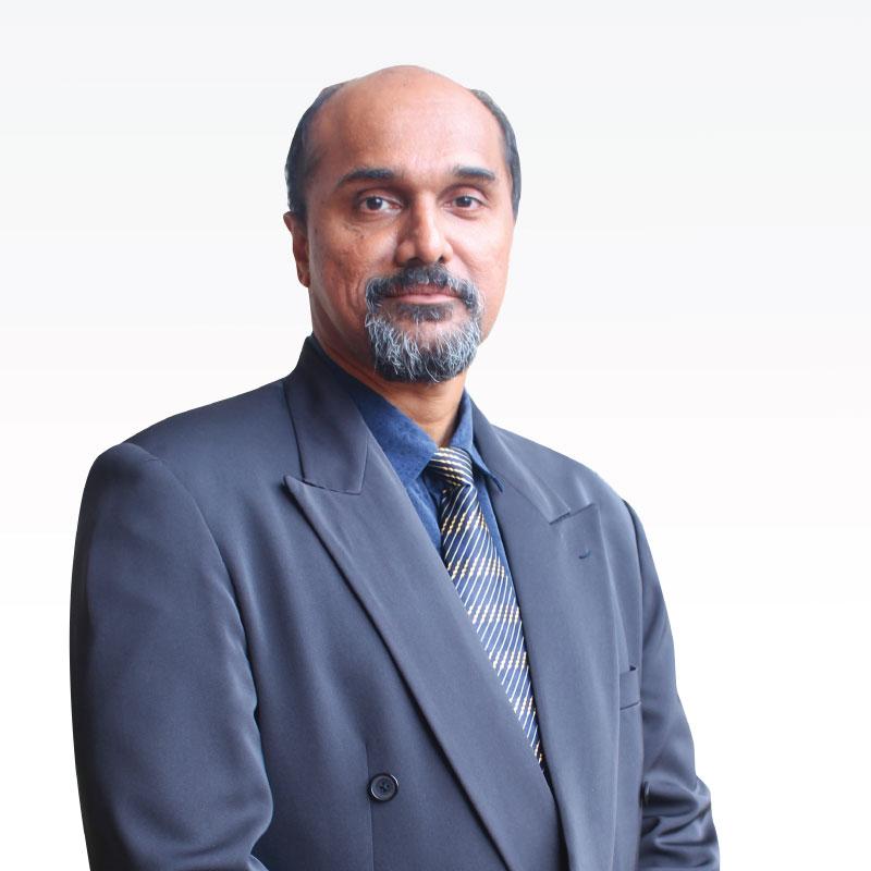 Dr Ravindran Ramasamy