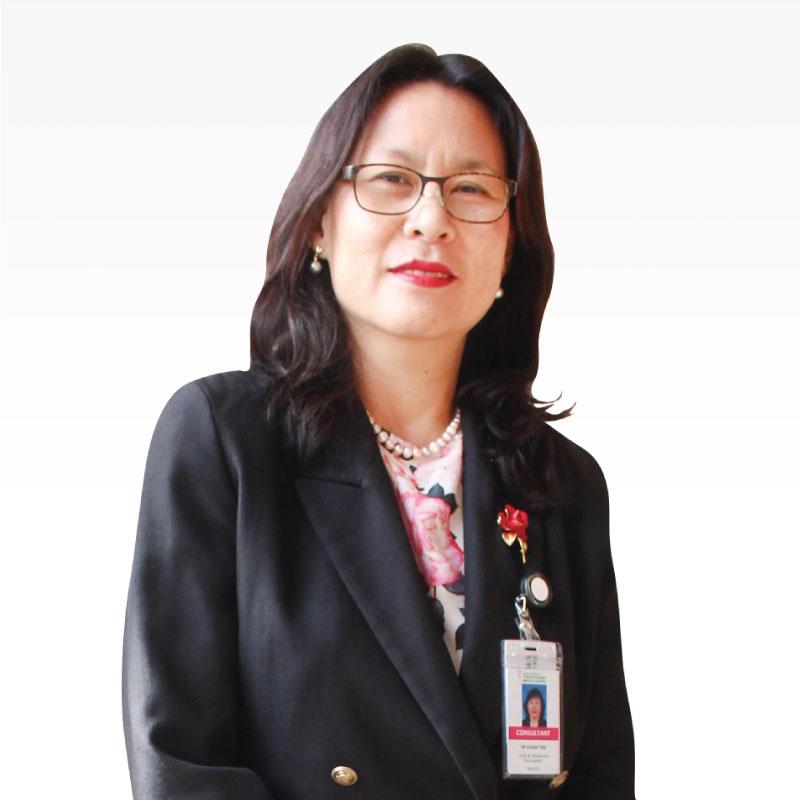 Dr Susan Tan Mooi Koon