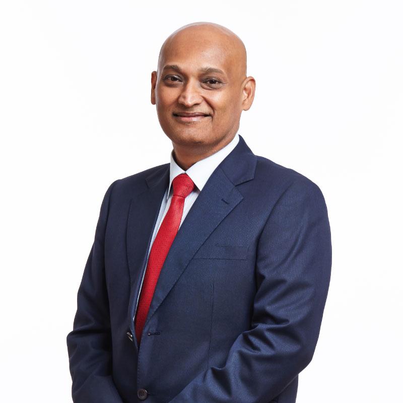 Dr Thaneemalai Jeganathan