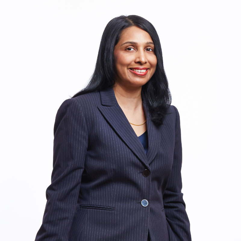 Dr Vanita Paramajothy