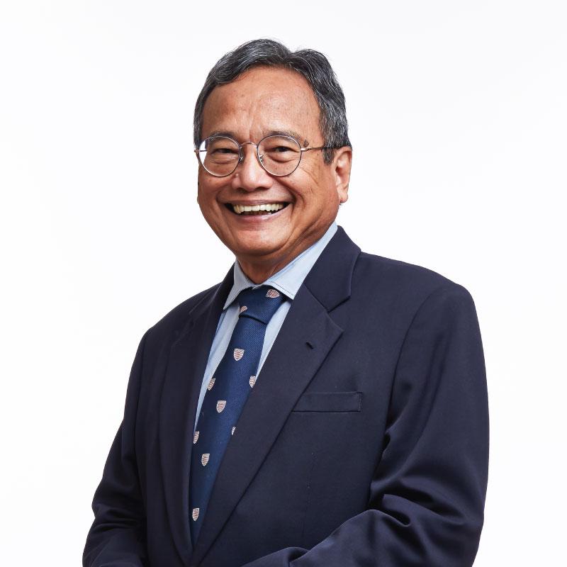 Professor Emeritus Dato Dr Khalid Abd Kadir