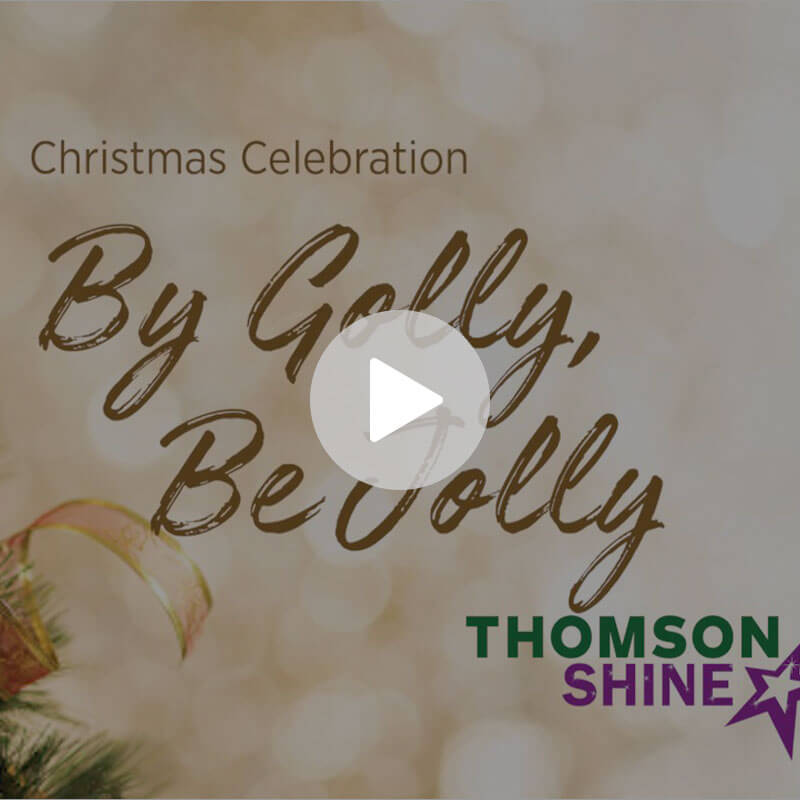 Chrismas Celebration Thomson Shine