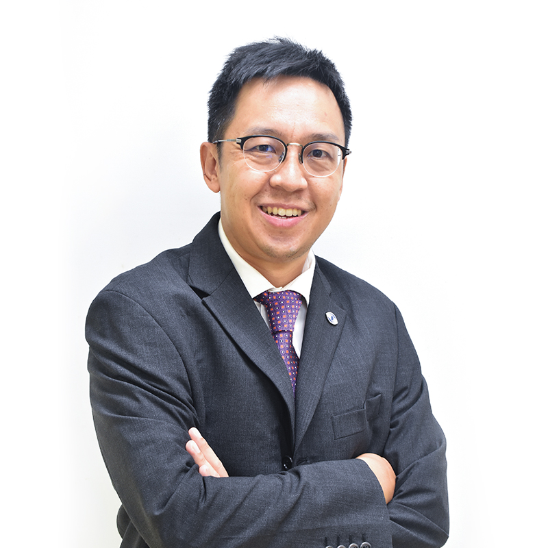 Dr Kenneth Fong Choong Sian